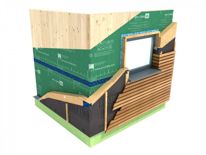Virtual CPD Insulating and Achieving Airtightness with Cross Laminated Timber (CLT)