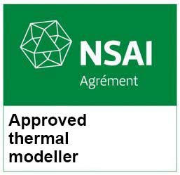 NSAI Agrément approved thermal modeller