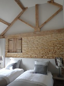 Fabric First Conversion of Stone Barn