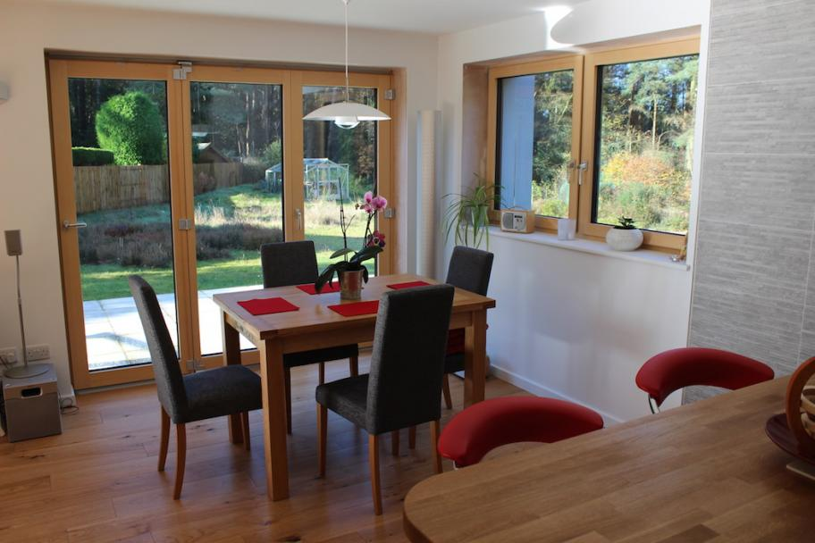 Eco refurbishment and extension