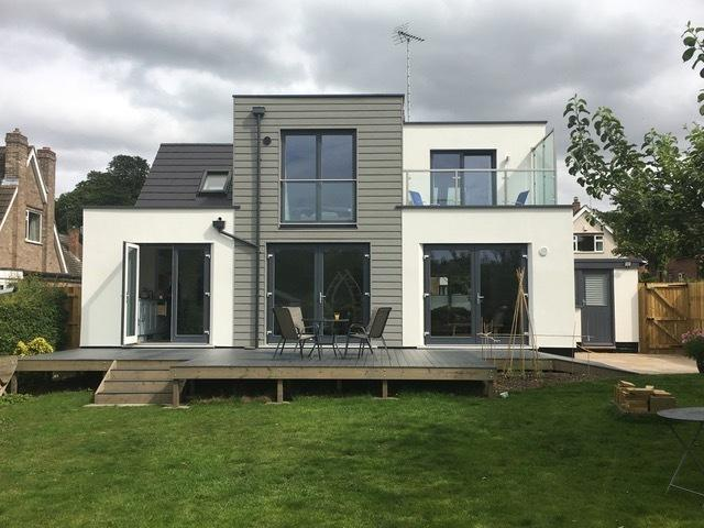 Energy efficient makeover of 1960s bungalow