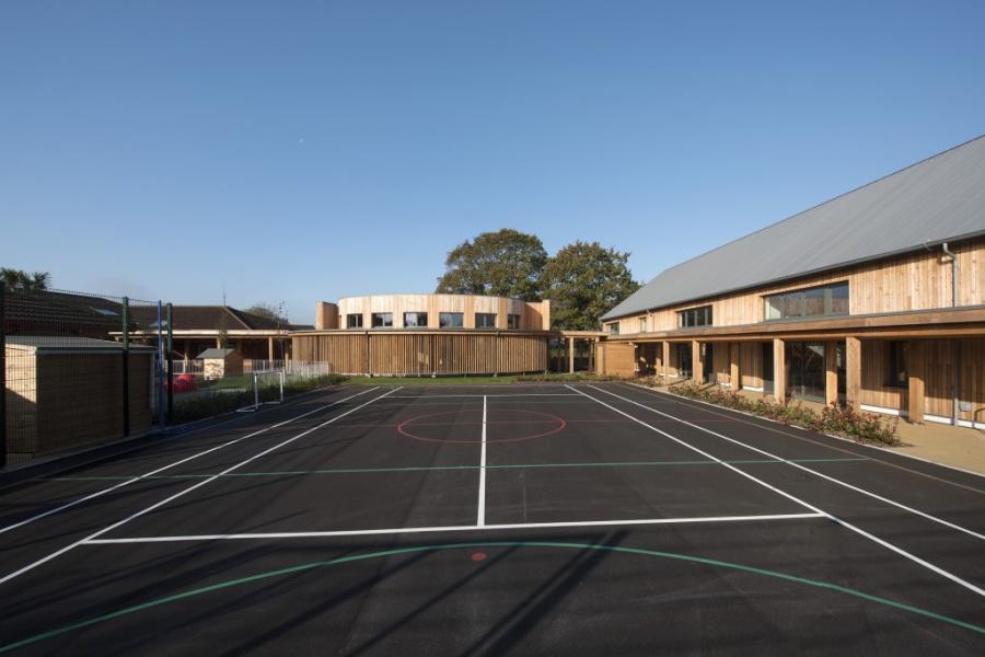 Brettstapel beauty - Burry port communty school