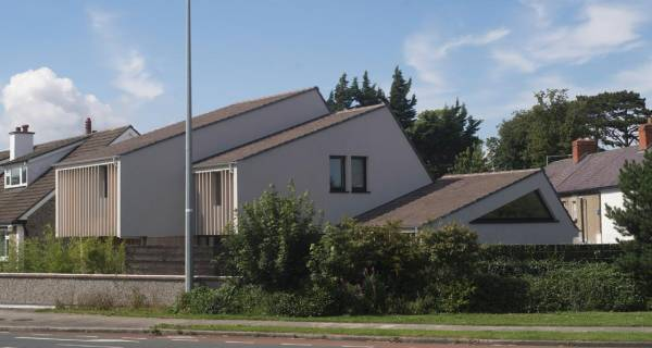 South Dublin passive house rises out of the ordinary