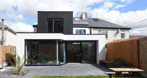 Cork retrofit blitzes new build NZEB standard