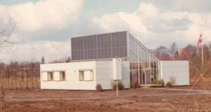 The world's first 'zero energy' house