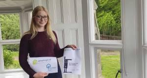 Lancaster student wins eco design award