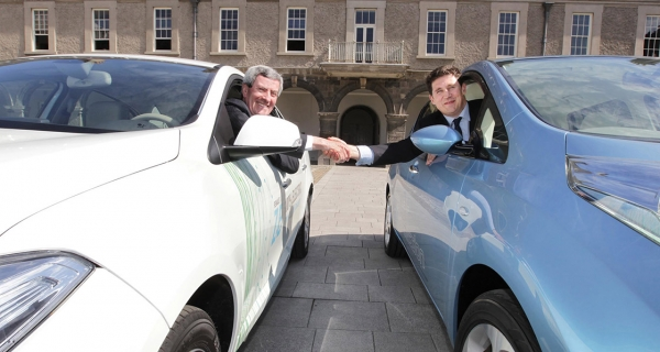 Government moves forward with plans for electric vehicles