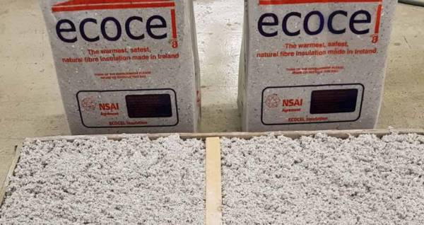 Ecocel insulation has tiny carbon footprint, EPD reveals