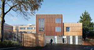 Inside the UK's largest passive school
